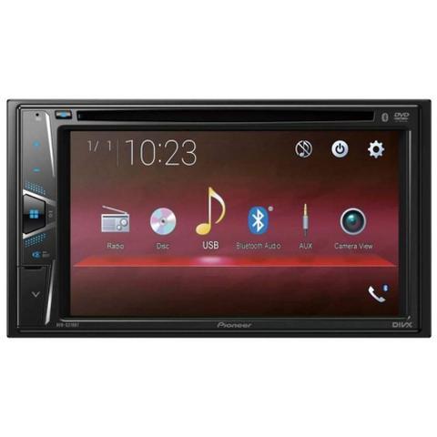 Imagem de DVD Player Automotivo Pioneer AVH-G218BT, 2 DIN, 6,2