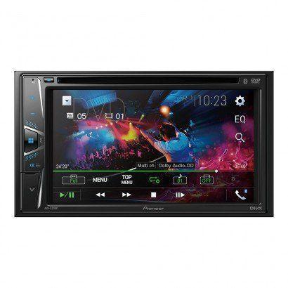 Imagem de Dvd Player Automotivo Pioneer Avh-g218bt Bluetooth 2din Usb