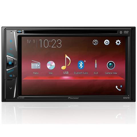 Imagem de DVD Player Automotivo Pioneer AVH-G218BT Tela 6,2 DVD USB Bluetooth e AUX