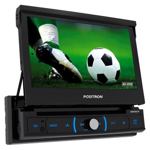 Imagem de DVD Player Automotivo Positron SP6730DTV, 7