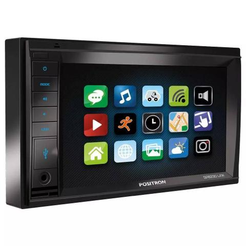Imagem de DVD Player Automotivo Positron SP8230LINK, 6.2