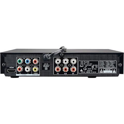 Imagem de DVD Player Com Saída HDMI 5.1 Canais, USB, Karaokê SP193 - Multilaser