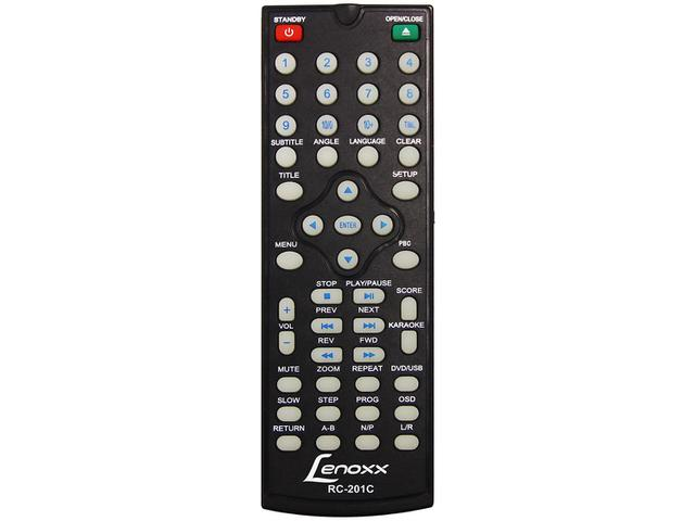Imagem de DVD Player Lenoxx DK 420 Função Karaokê