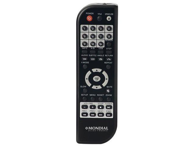 Imagem de DVD Player Mondial HD Connect