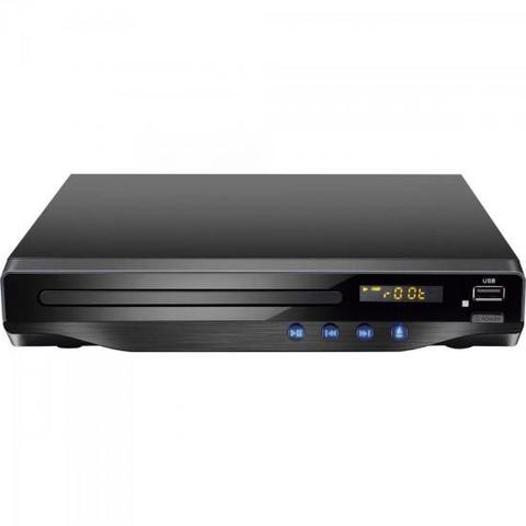 Imagem de DVD Player MP3/HDMI/USB/KARAOKE SP193 Preto Multilaser