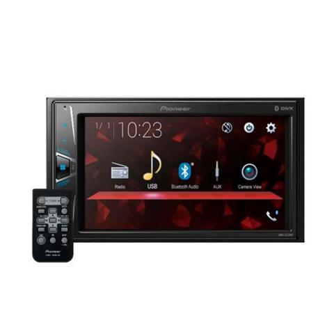 Imagem de DVD Player Multimídia Receiver Pionner DMH-G228BT Tela 6.2 2 Din Bluetooth USB