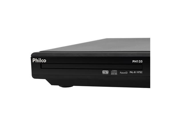 Imagem de DVD PLAYER PH135 Entrada USB Philco
