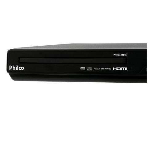 Imagem de DVD PLAYER PH136 Entrada HDMI Philco