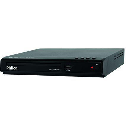Imagem de DVD PLAYER PH150 Game Philco