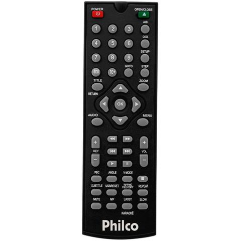 Imagem de DVD Player Philco Game USB com 2 Joysticks PH150