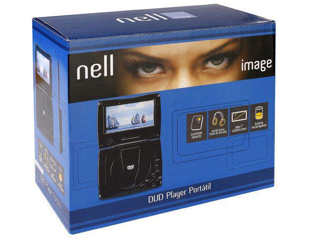 Imagem de DVD Player Portátil 7 Polegadas