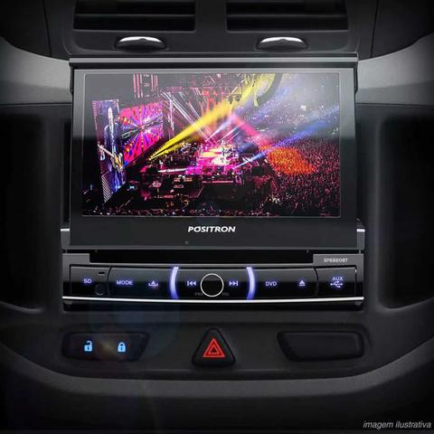 Imagem de DVD Player Pósitron SP6320 BT 1 Din 7