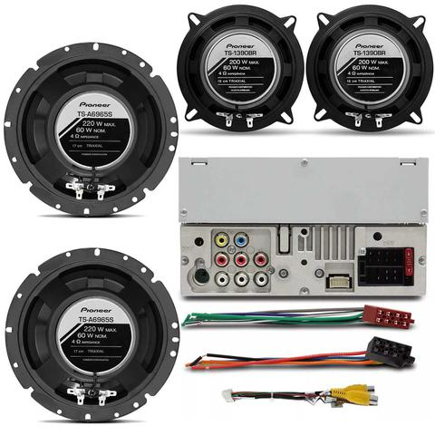 Imagem de DVD Player Pósitron SP8520 BT 2 Din 6.2