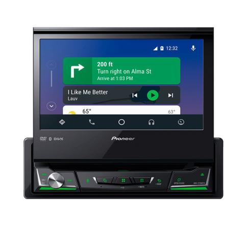 Imagem de Dvd Player retrátil Pioneer AVH-Z7280TV Bluetooth Waze