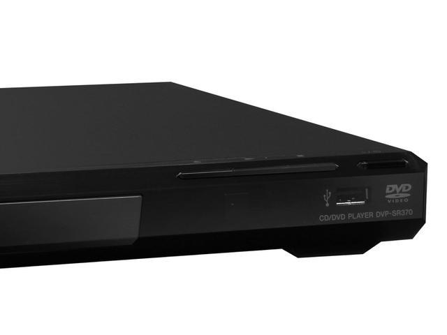 Imagem de DVD Player Sony DVP-SR370