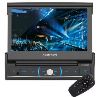 Imagem de Dvd Player SP6320BT Positron Bluetooth, USB, AUX, Controle, 7 Pol