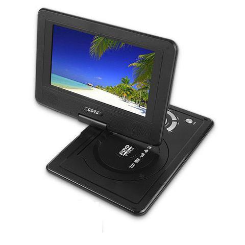 Imagem de Dvd Portátil 7.8 Polegadas USB/FM Portable