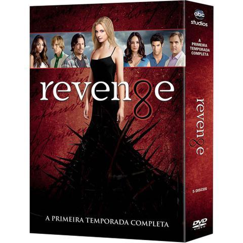 Imagem de Dvd Revenge - 1 Temporada Completa - 5 Dvds