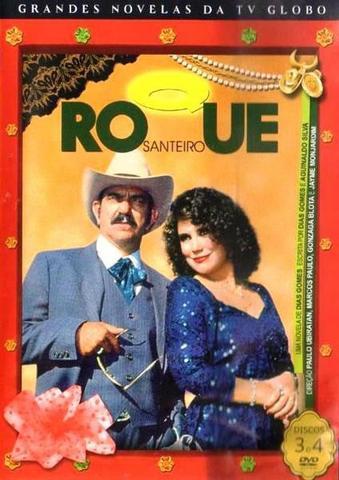 Imagem de DVD Roque Santeiro - Disco 3 e 4