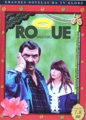 Imagem de DVD Roque Santeiro - Disco 7 e 8