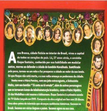 Imagem de DVD Roque Santeiro - Discos 5 e 6