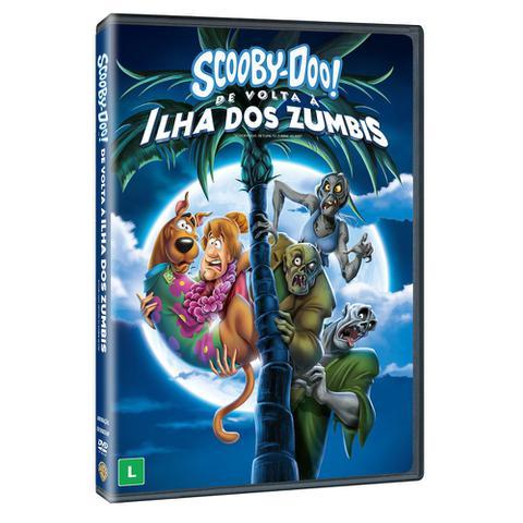 Imagem de DVD - Scooby-Doo! de Volta à Ilha dos Zumbis