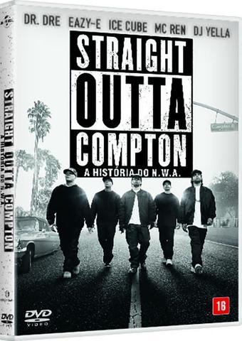 Imagem de DVD - Straight Outta Compton: A História de N.W.A