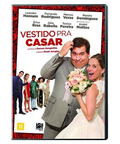 Imagem de DVD - Vestido Pra Casar
