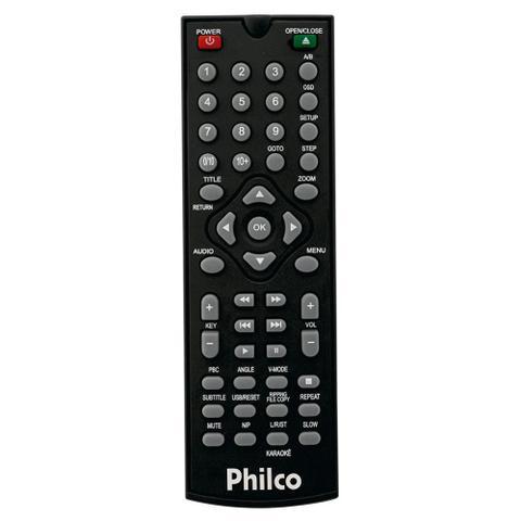 Imagem de DVD Video Philco PH135 Entrada USB, MP3 Player, MP4, Controle Remoto - Preto