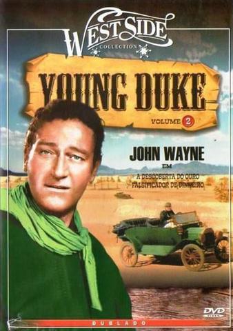 Imagem de DVD Western - Young Duke Volume 2