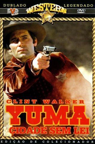 Imagem de DVD Western - Yuma Cidade Sem Lei Clint Walker