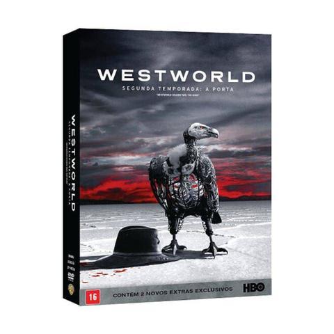 Imagem de DVD Westworld - 2 Temporada - A Porta - 3 Discos