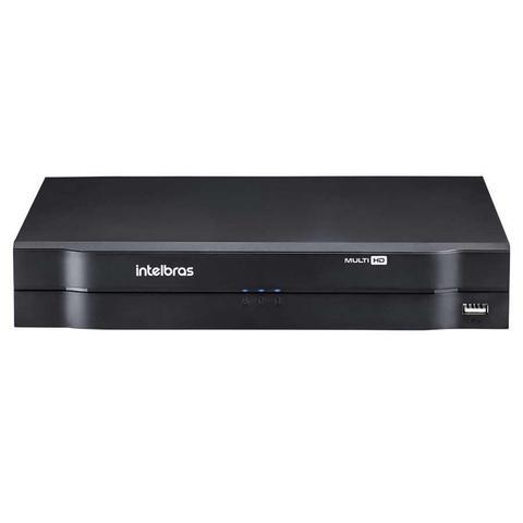 Imagem de DVR Intelbras MHDX 1108 Multi HD - 8 Canais 1080p Lite + 2 Canais 6Mp IP