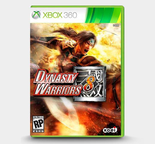 Imagem de Dynasty Warriors 8