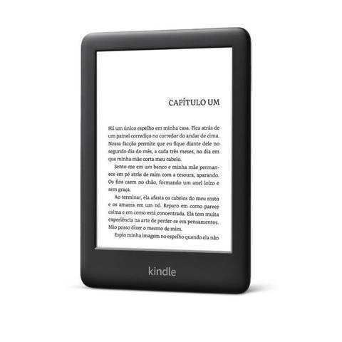 Imagem de E-reader Amazon Kindle 10ª Geração Preto Tela de 6
