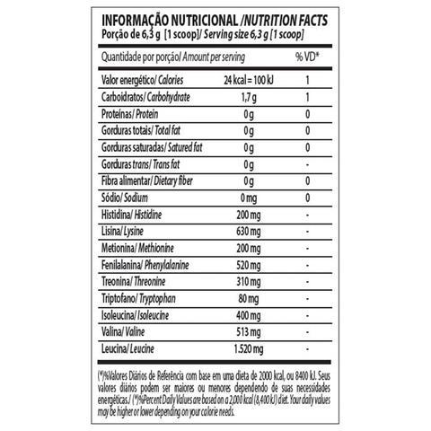 c9cf6c7b8 EAA 9 POWDER INTEGRALMEDICA 155g - LIMÃO - BCAA - Magazine Luiza