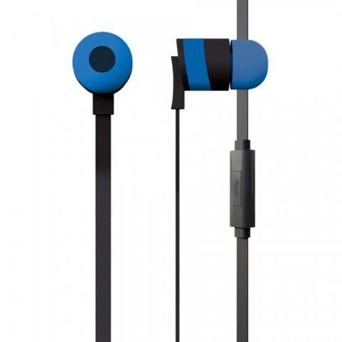 Fone de Ouvido Intra-auricular Com Microfone Easye Azul Iwill