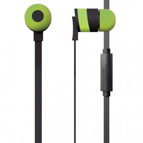 Fone de Ouvido Intra-auricular Com Microfone Easye Verde Iwill