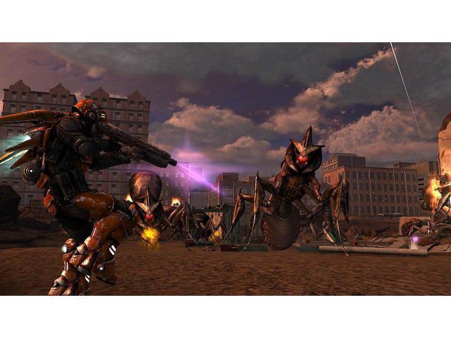 Imagem de Earth Defense Force Insect Armageddon