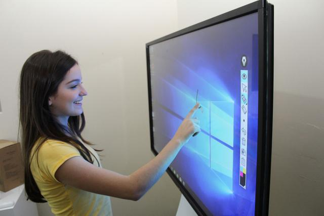 Imagem de Eboard tv touch screen 32