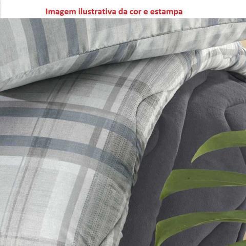 Imagem de Edredom solteiro dupla face altenburg new confort recato