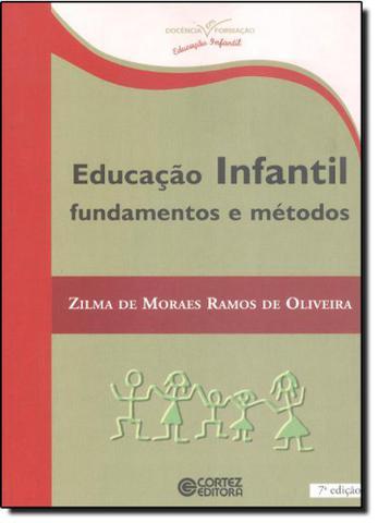 Imagem de Educação Infantil: Fundamentos e Métodos