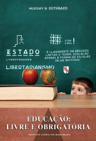 Imagem de Educação: livre e obrigatória