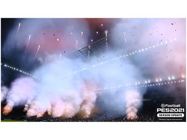 Imagem de eFootball PES 2021 para PS4 Konami