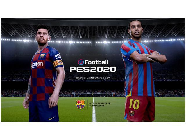 Imagem de eFootball Pro Evolution Soccer 2020 para PS4