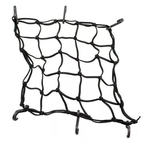 Imagem de Elastico (aranha) rede para capacete universal 35x35 - protercapas