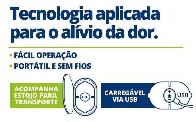 Imagem de Eletroestimulador Neuromuscular TENLAX - Alivio da Dor - O Original!