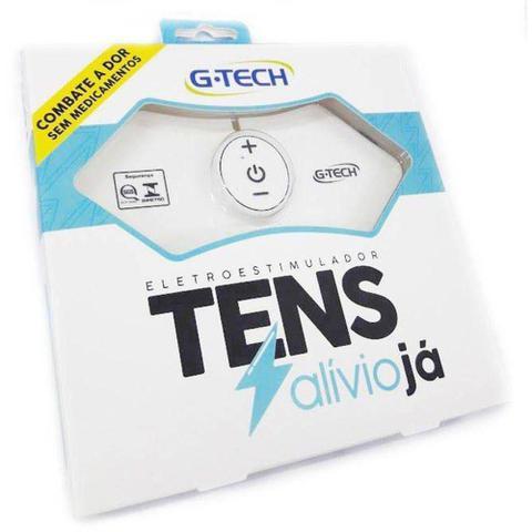 Imagem de Eletroestimulador Portátil Tens Alívio Já Para Alívio Da Dor