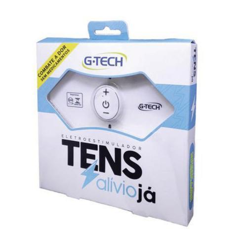 Imagem de Eletroestimulador Recarregável Tens Gtech Alívio Das Dores - G-Tech