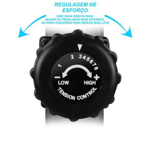 Imagem de Elíptico e Bicicleta Ergométrica PodiumFit EH100 2em1 Silencioso